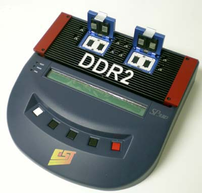 DDR2 800Mhz BGA CHIP POGO PIN